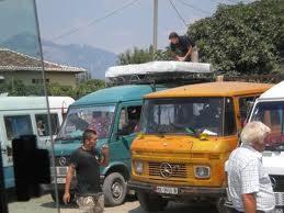 isac minibus